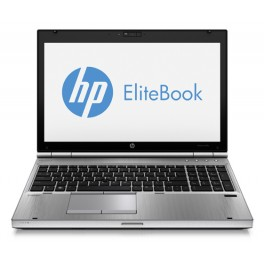 "Portable HP Elitebook 8470P Core I5 3320M 2.6Ghz (3éme géné) - 4Go DDR3 - 320GO - Graveur DVD - 14.1"" - Webcam -  Win 7 Pro"