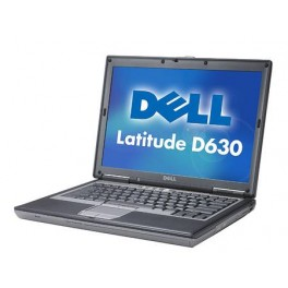 Portable Dell Latitude D630 Core 2 Duo - Memoire  4GB DDR2 - Disque Dur 80Go - WIFI - 14,1'' TFT - Windows 7 pro laptop