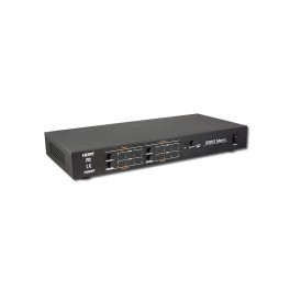 4x4 HDMI Matrix Switch with remote controller