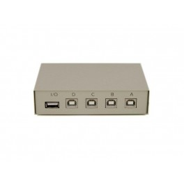 4Ports USB Switch-1A4B