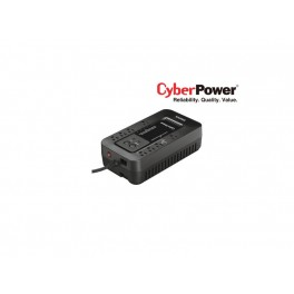 Cyberpower EC550G Eco UPS 550VA 330W ENERGY-SAVING Standby UPS AVR LCD RJ11 USB Serial 8 Outlet