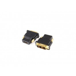 Hdmi Female to Dvi Male (18+1) Adaptor
