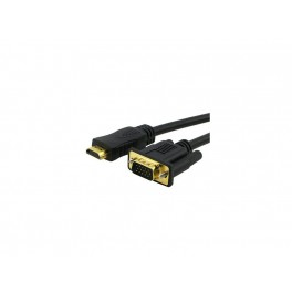10Ft VGA to HDMI Cable