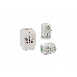 AC Plug Converter (For International Travel)