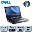 "Dell Latitude E6410 Intel Core I5-520m - 2.4Ghz - 3Go DDR3 - 160GO - Graveur DVD - 14.1"" - Win 7 Pro"