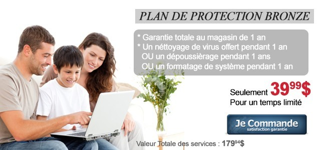 PLAN DE PROTECTION BRONZE