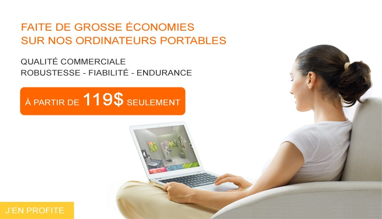 SOLDE ORDINATEUR PORTABLE - SALE LAPTOP DEAL